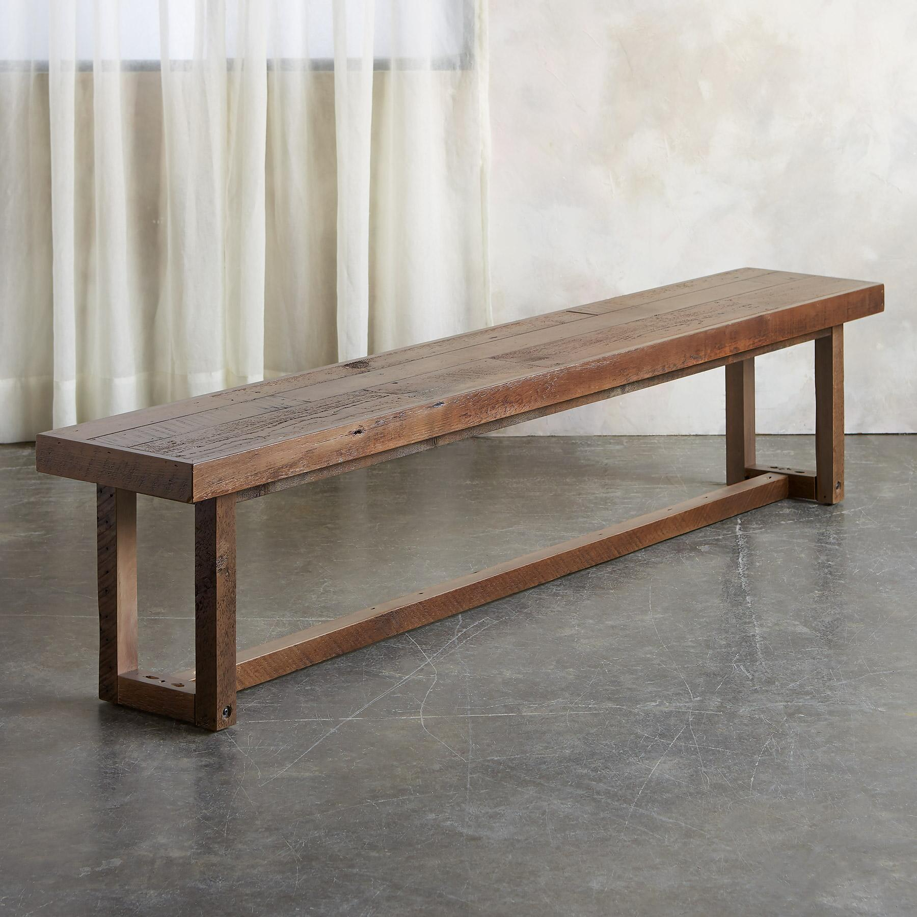 BARNSTEAD BENCH: View 2