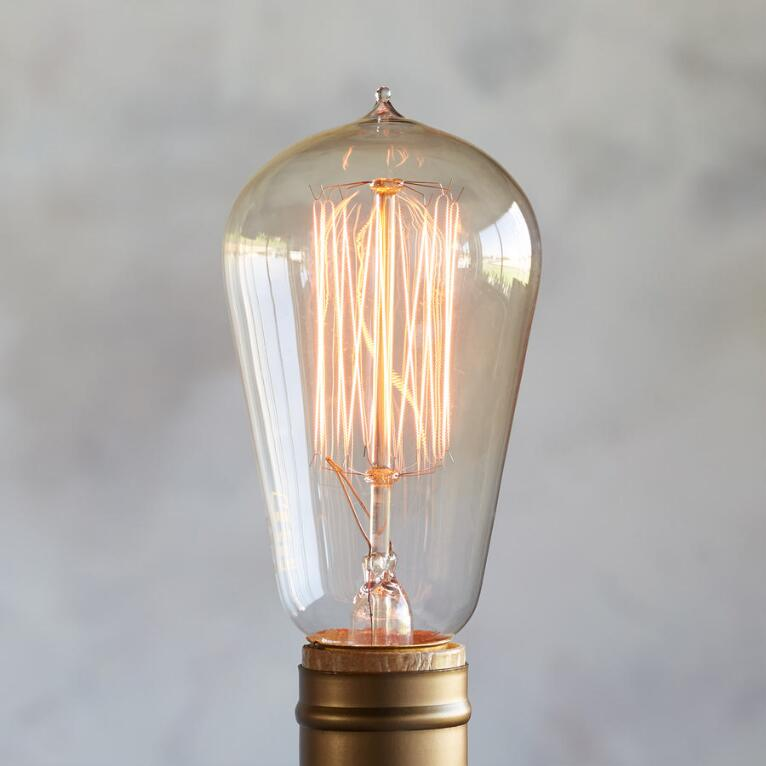 FERROWATT SQUIRREL CAGE BULB