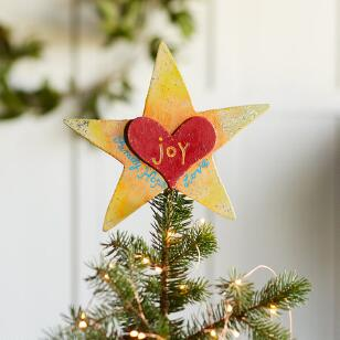 STAR OF JOY TREE TOPPER