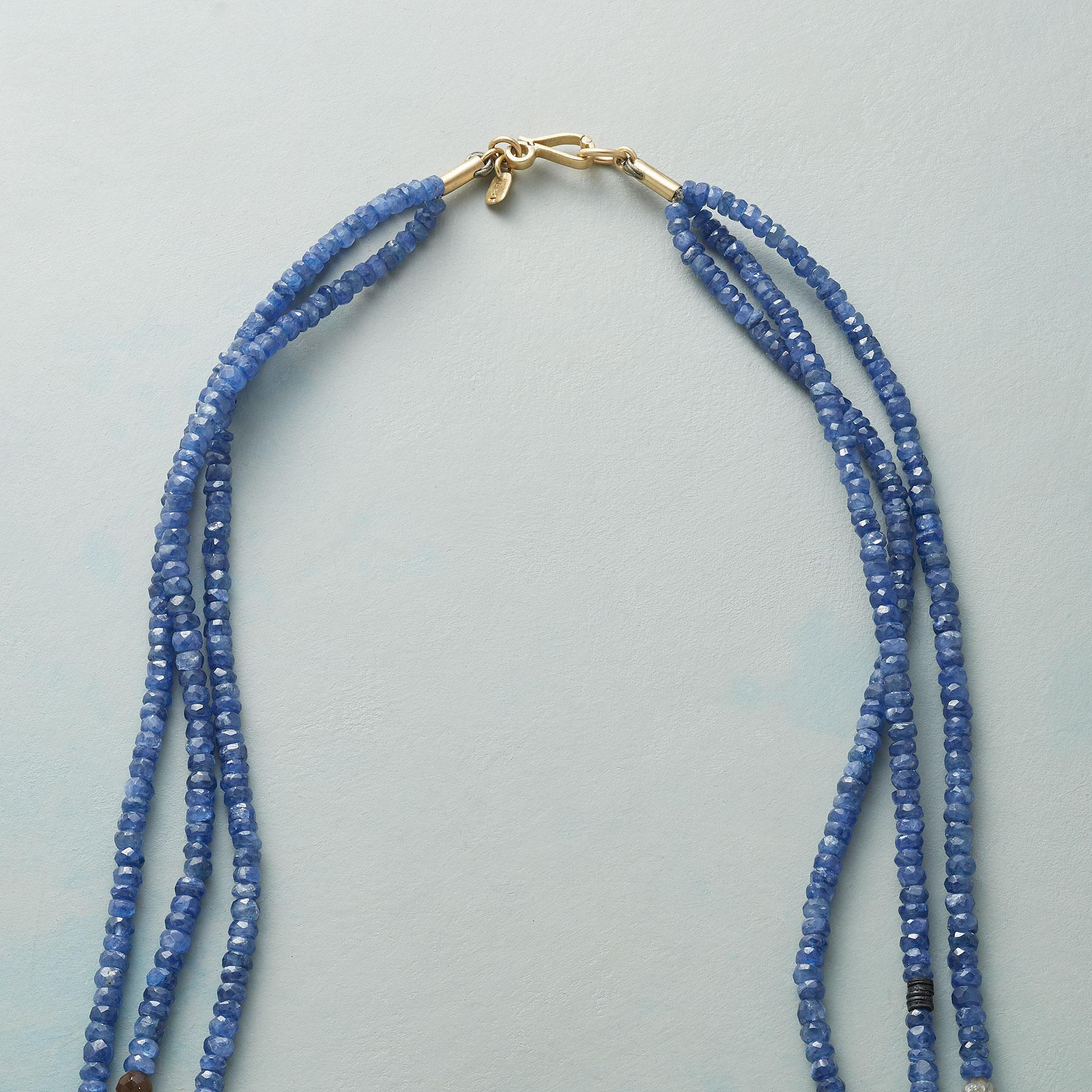 NO THREE STRANDS ALIKE NECKLACE: View 3