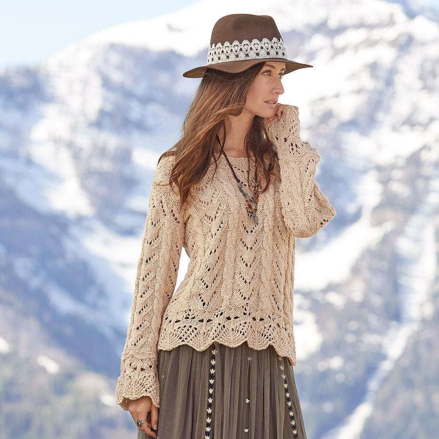 ASHBERRY PULLOVER