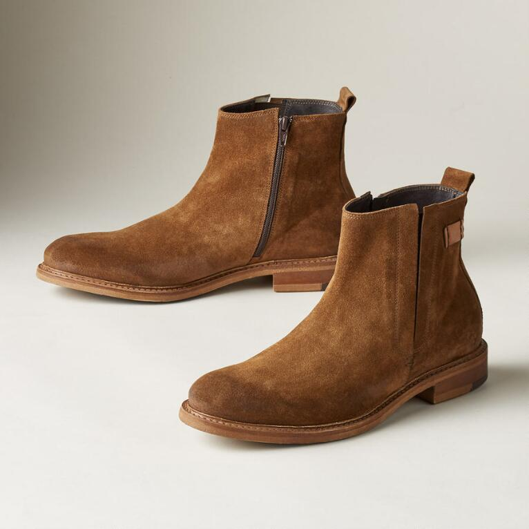 LAWRENCE LOW BOOTS