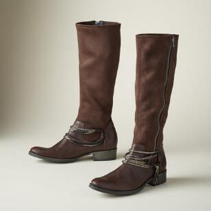 GLIMMER LARIAT BOOTS