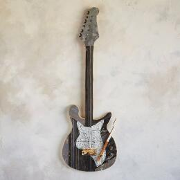 ELECTRIC GUITAR WALL ART