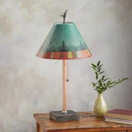 MIDNIGHT CONSTELLATIONS TABLE LAMP