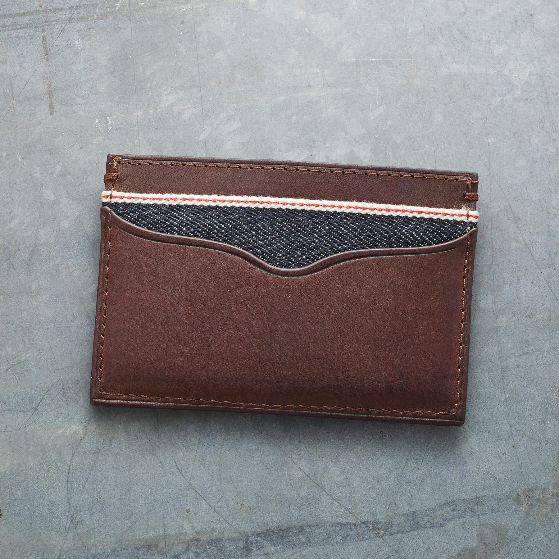 LONGHORN CARD CASE: View 2