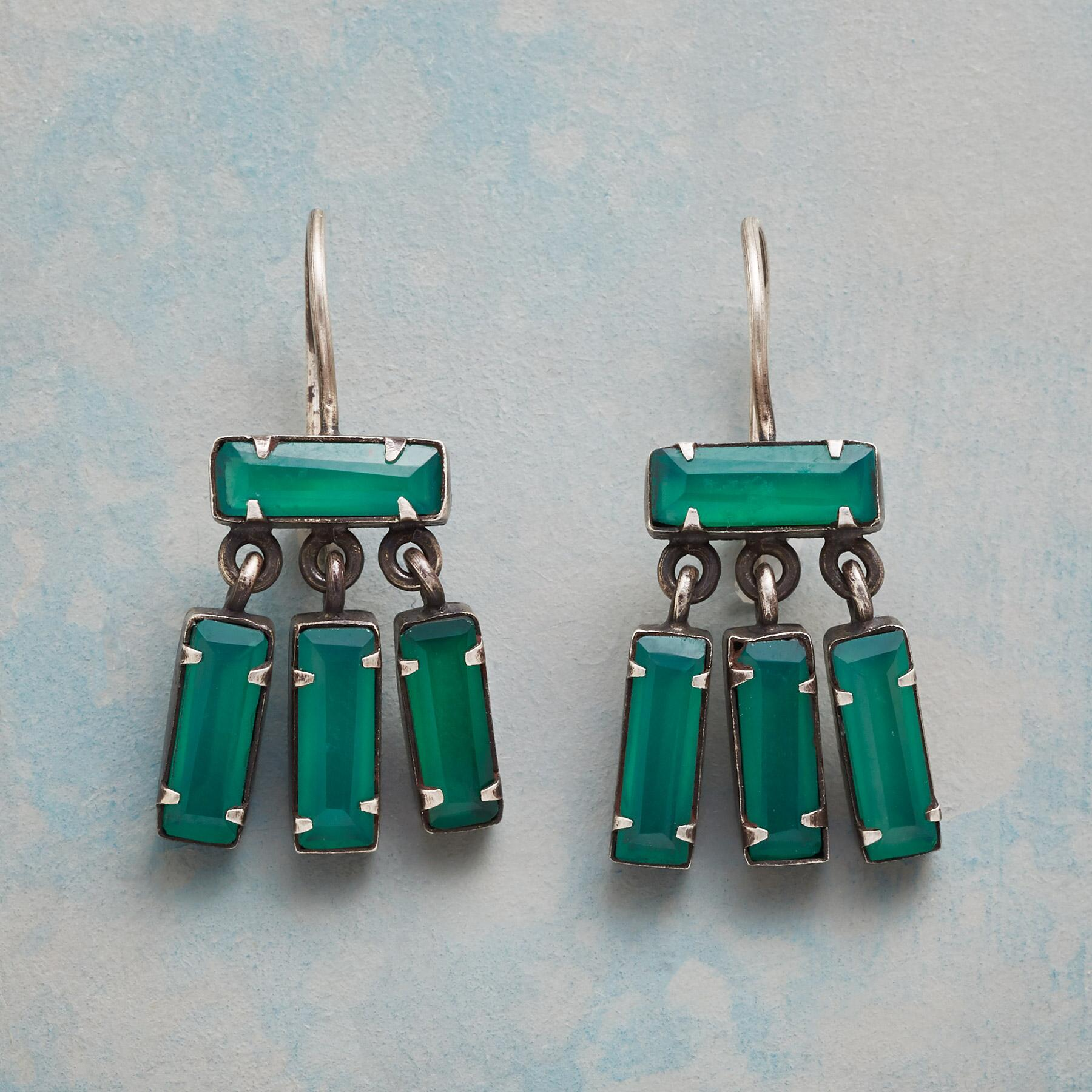 GRASSLANDS EARRINGS: View 1