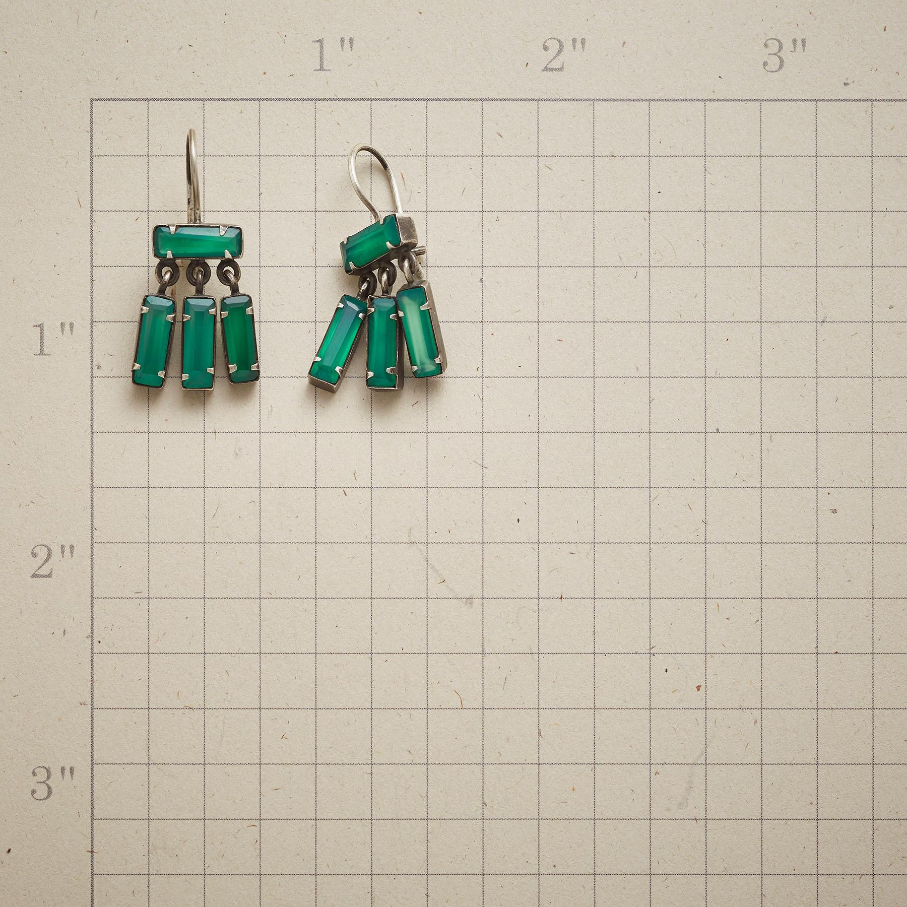 GRASSLANDS EARRINGS: View 2