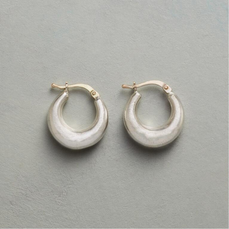 PERPETUAL HOOP EARRINGS