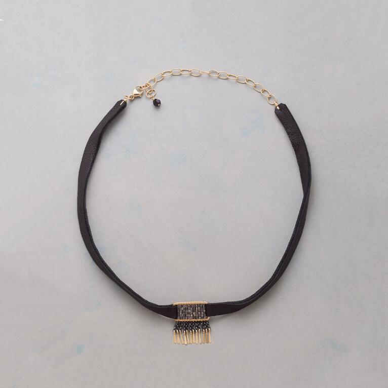 MIDNIGHT SKIES CHOKER