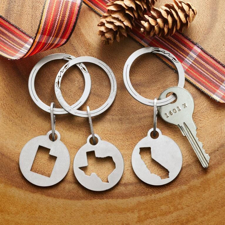 HOME STATE KEYRING
