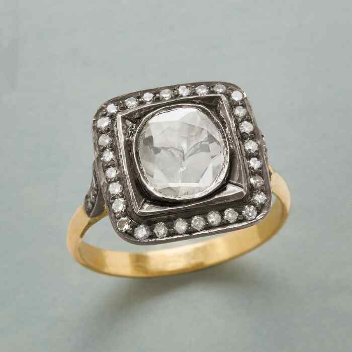 FOR KEEPS DIAMOND RING