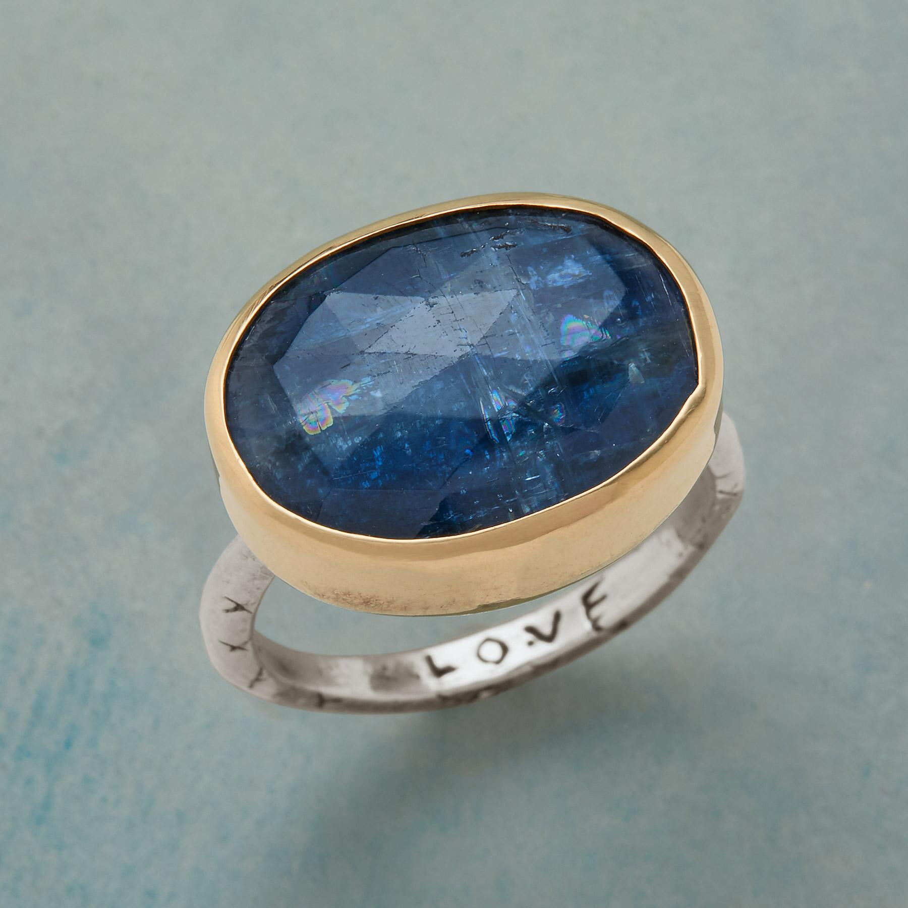 HIGHER ALTITUDE RING: View 1