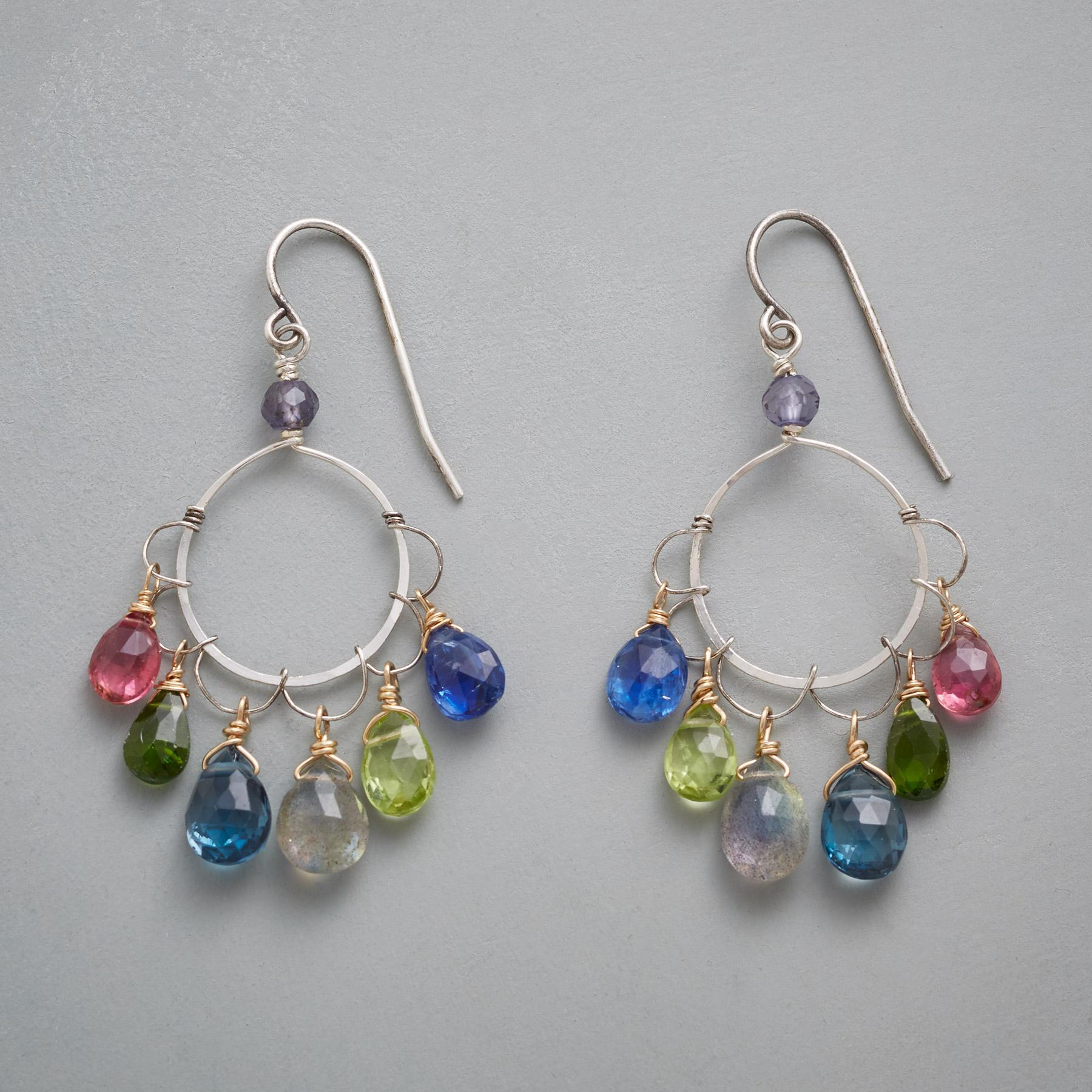 UNITED COLORS EARRINGS: View 1