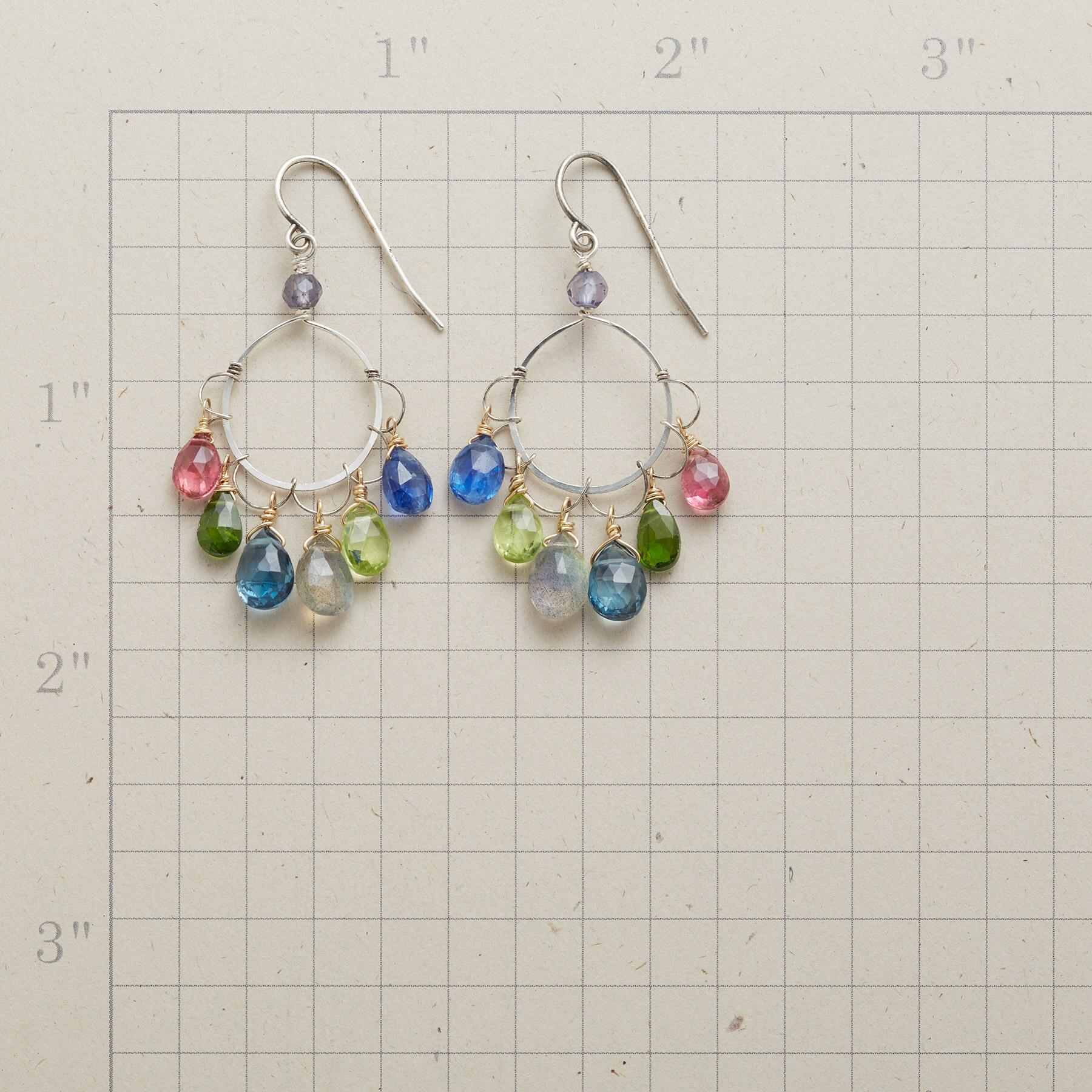 UNITED COLORS EARRINGS: View 2