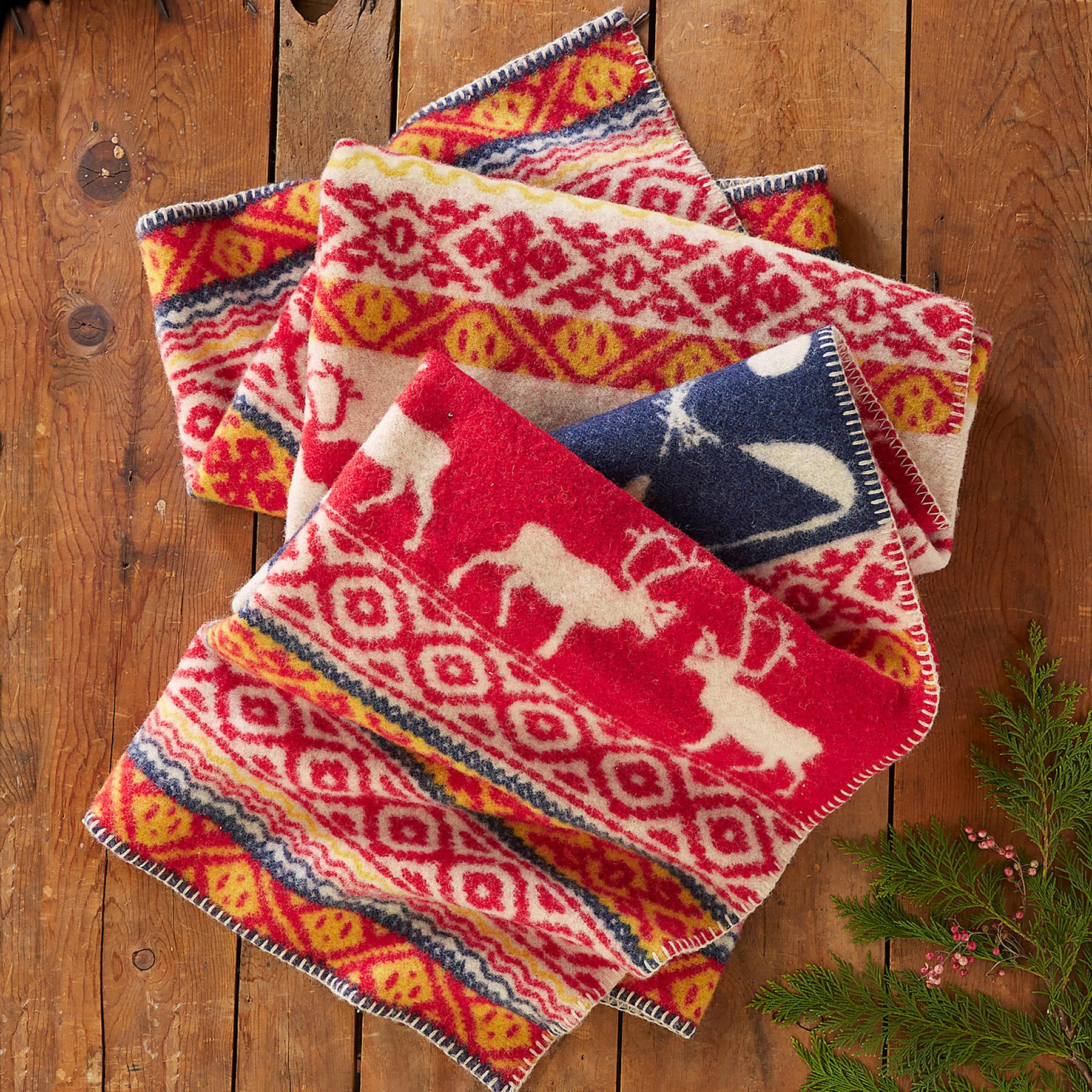 Lapland Throw - Sundance Catalog Home Decor + A Few of My Artisan Favorite Things!