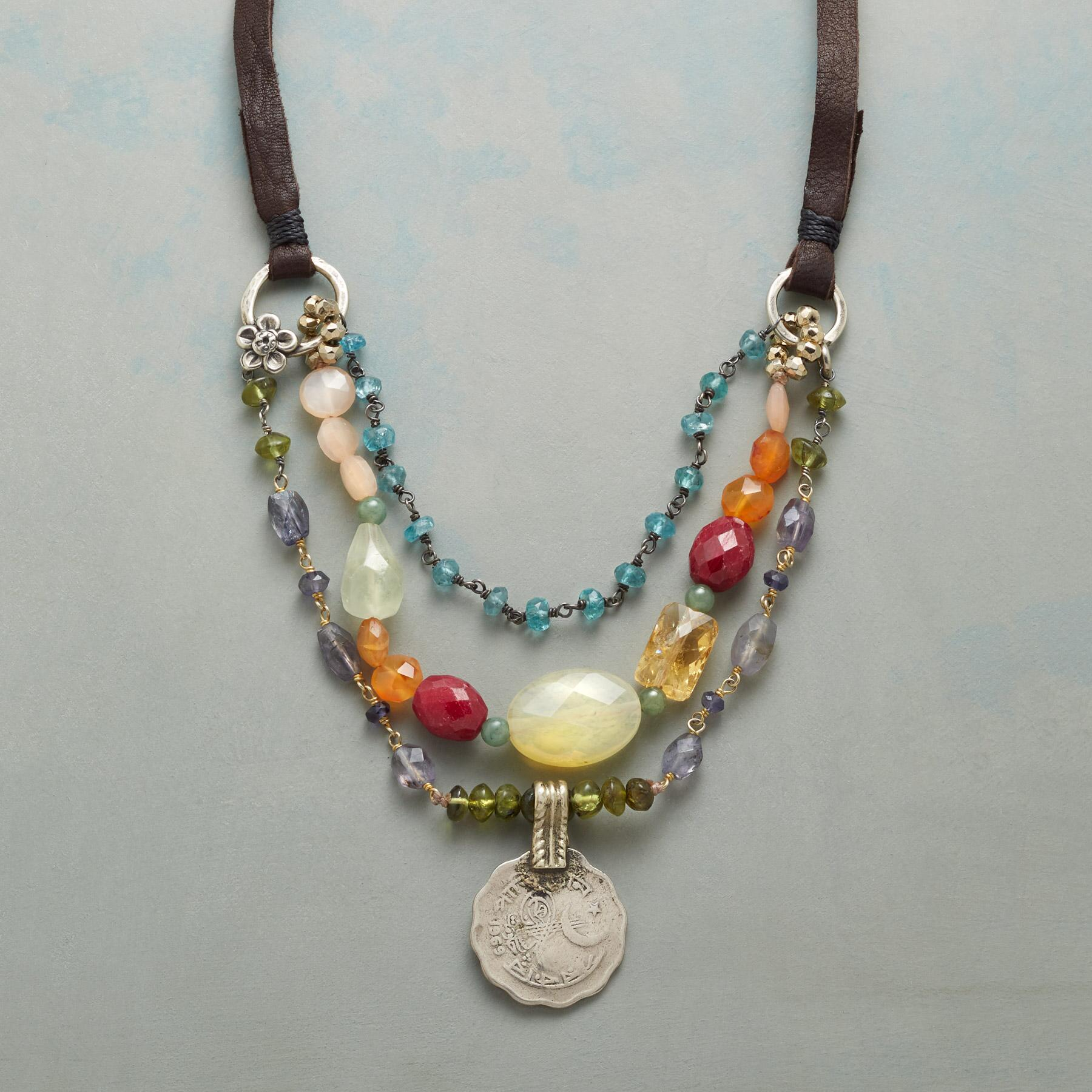 HIGH MEADOW NECKLACE: View 1