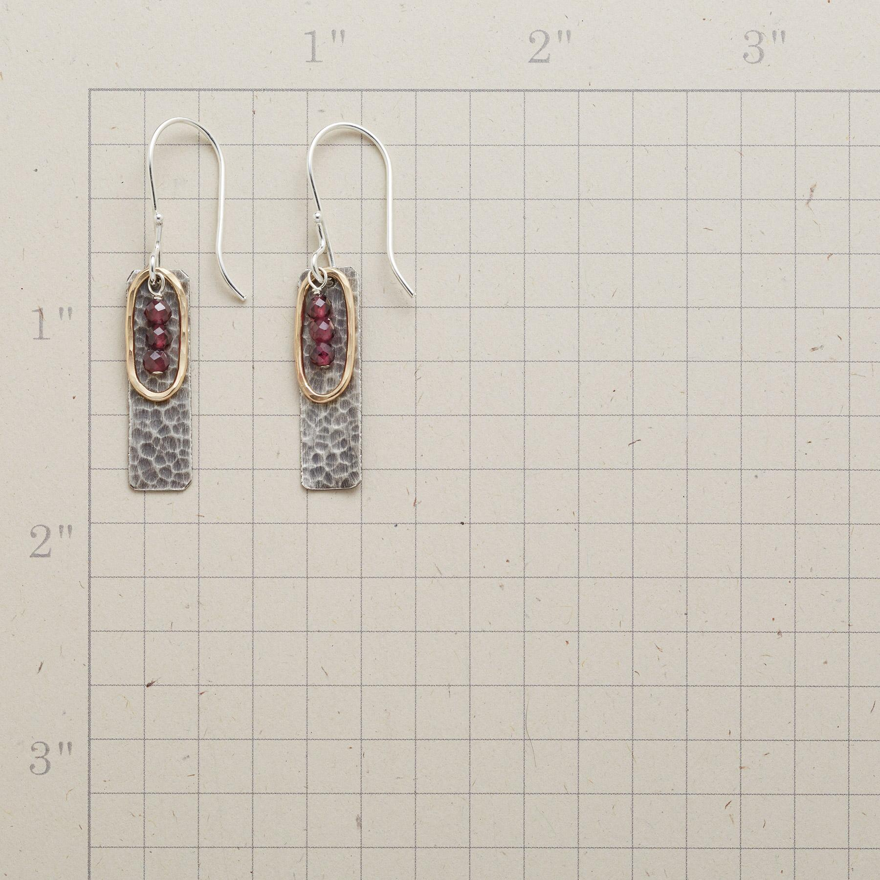 FIRE WITHIN EARRINGS: View 2