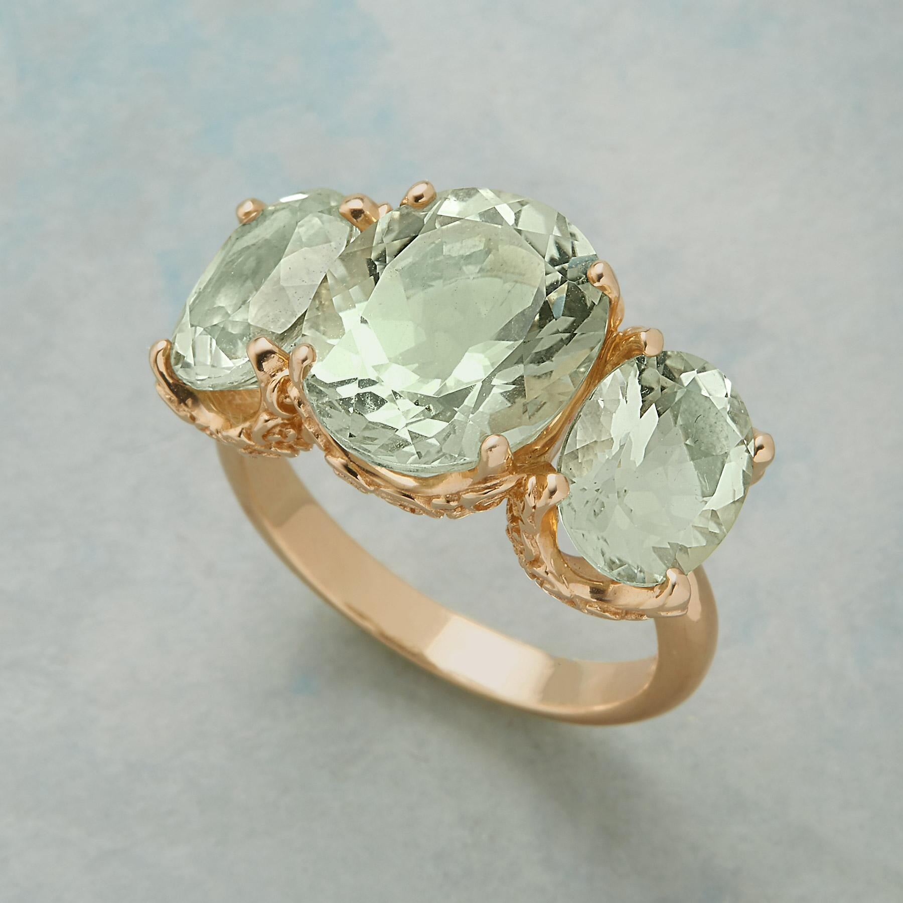 PURE BRILLIANCE RING: View 1