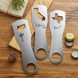 HOME STATE BOTTLE OPENER