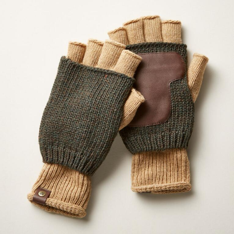 TRI-BASIN FINGERLESS GLOVES