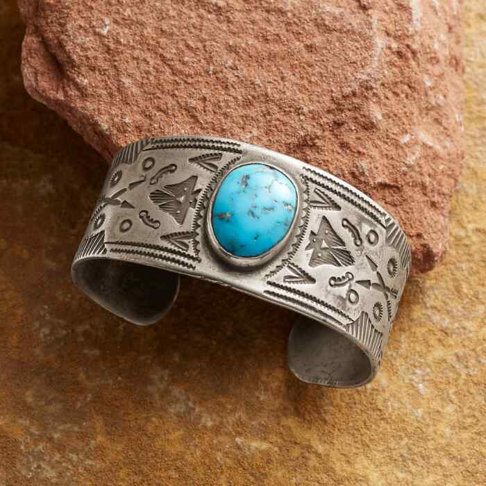 WESTERN WAYS KINGMAN CUFF