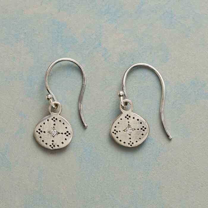 MYTHIC DIAMOND EARRINGS