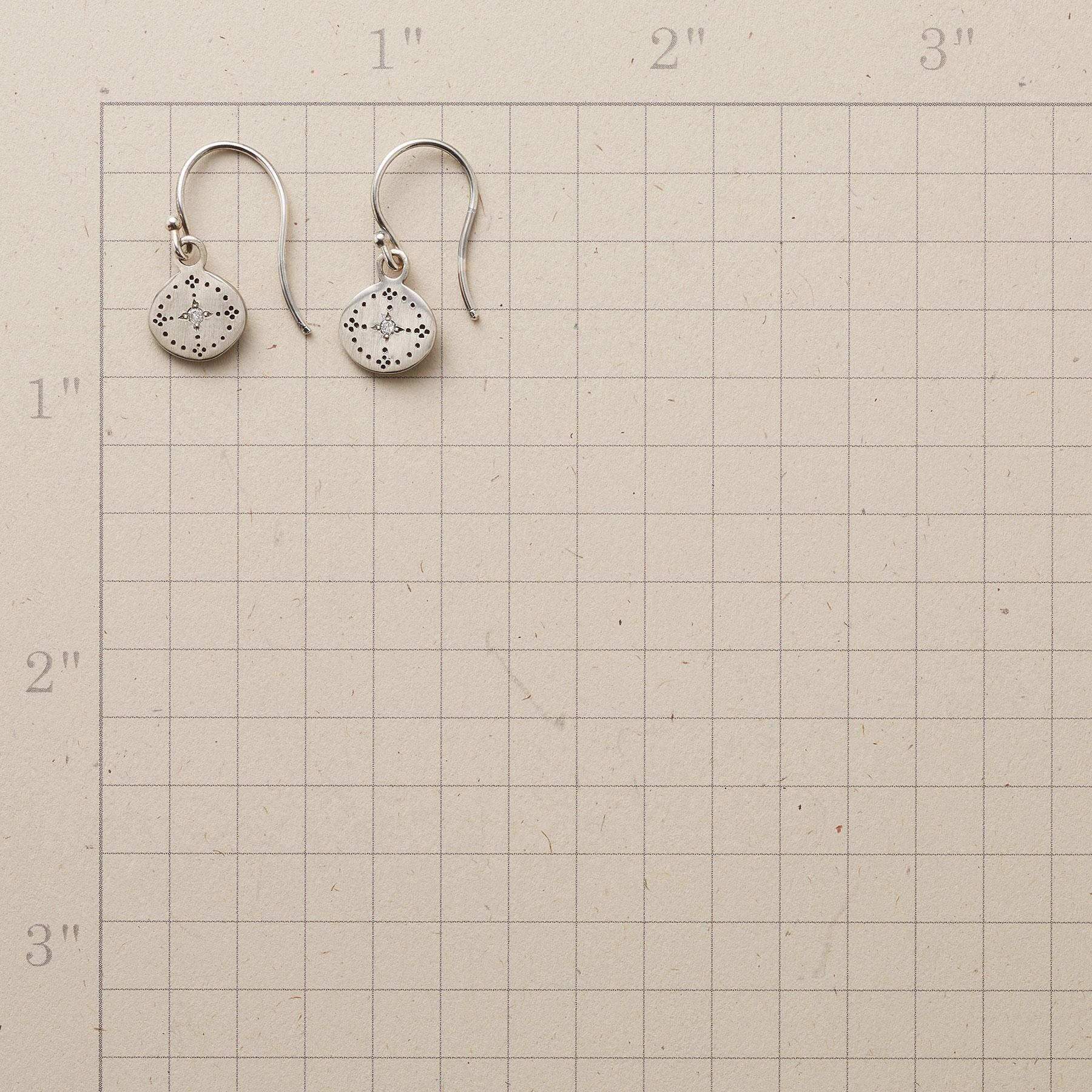 MYTHIC DIAMOND EARRINGS: View 2