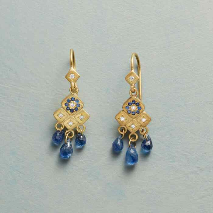 SKY MOSAIC EARRINGS