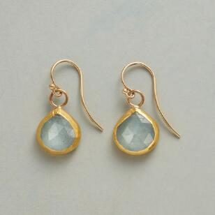CELESTIAL AQUA EARRINGS