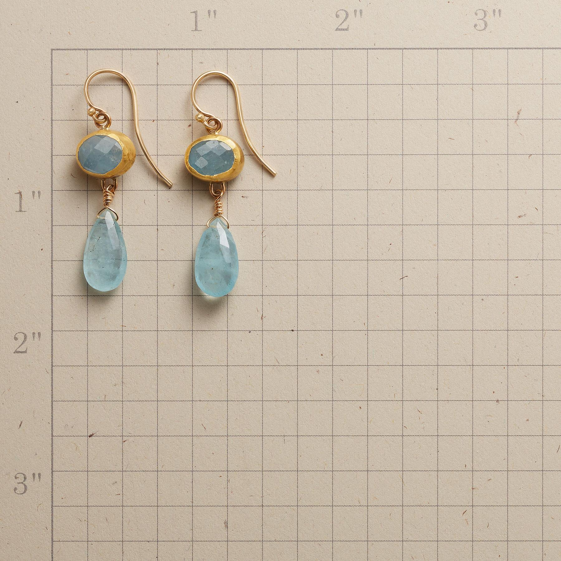 DREAM OF THE SEA EARRINGS: View 2