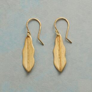 HARVEST LEAF EARRINGS