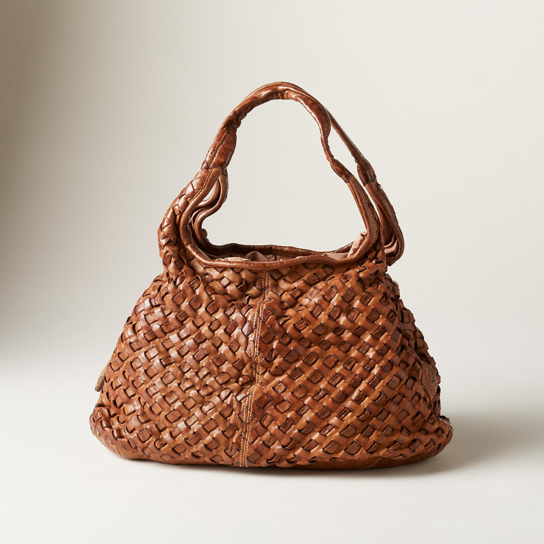 LIGURIA WOVEN BAG: View 1