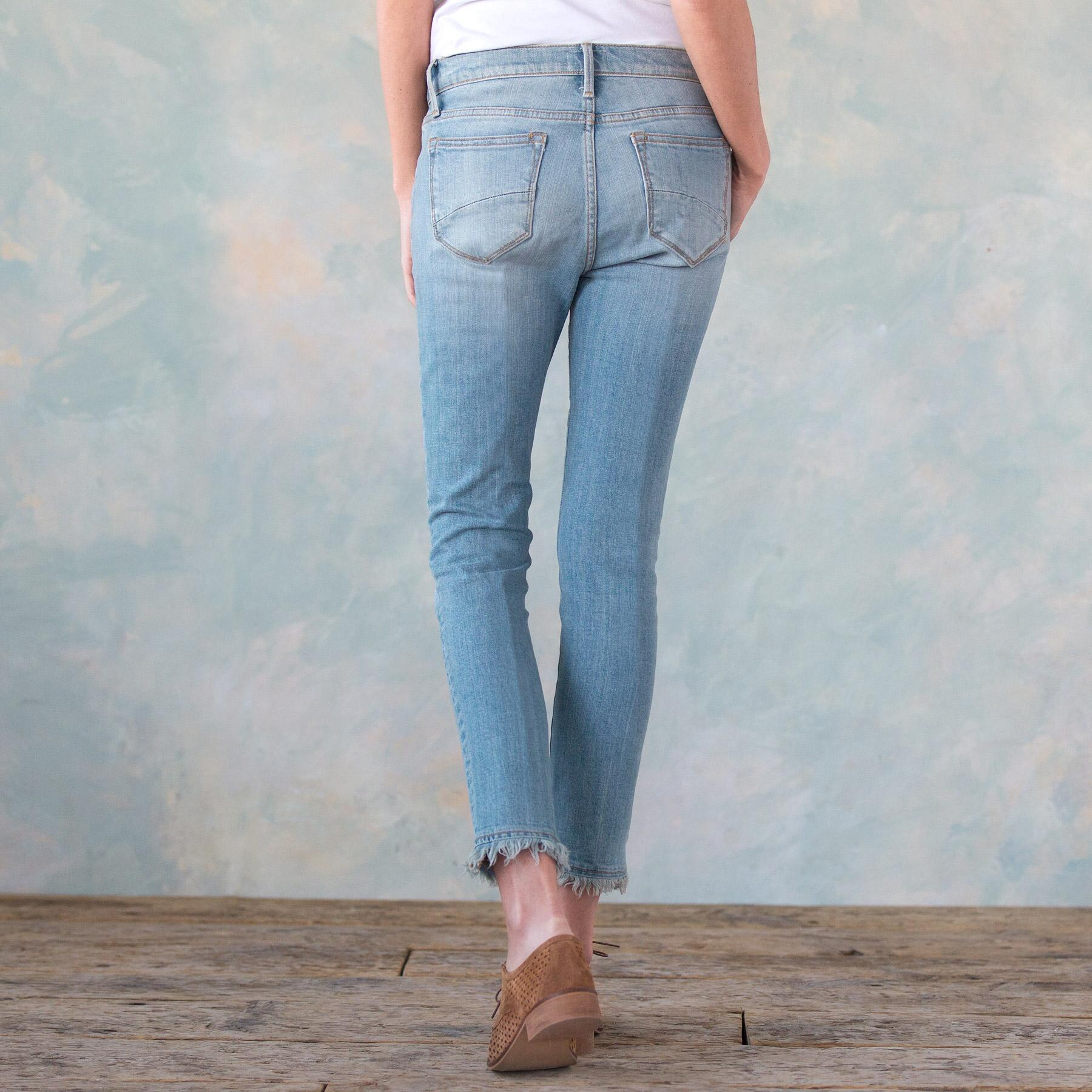 CANDACE BEAT-BACK JEANS: View 2