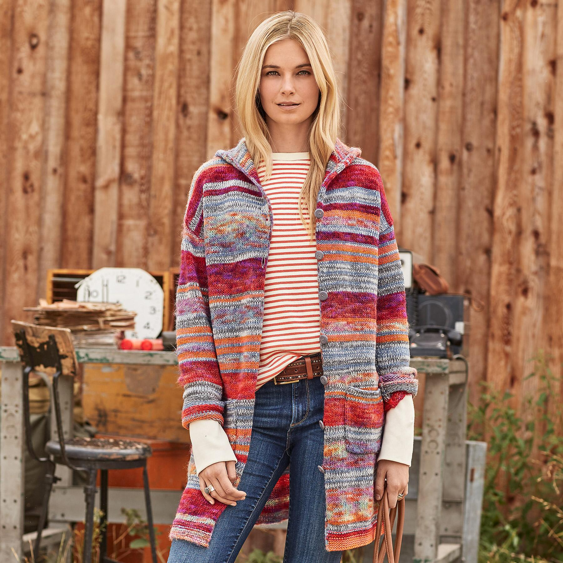 COTTSWOLD CARDIGAN: View 1