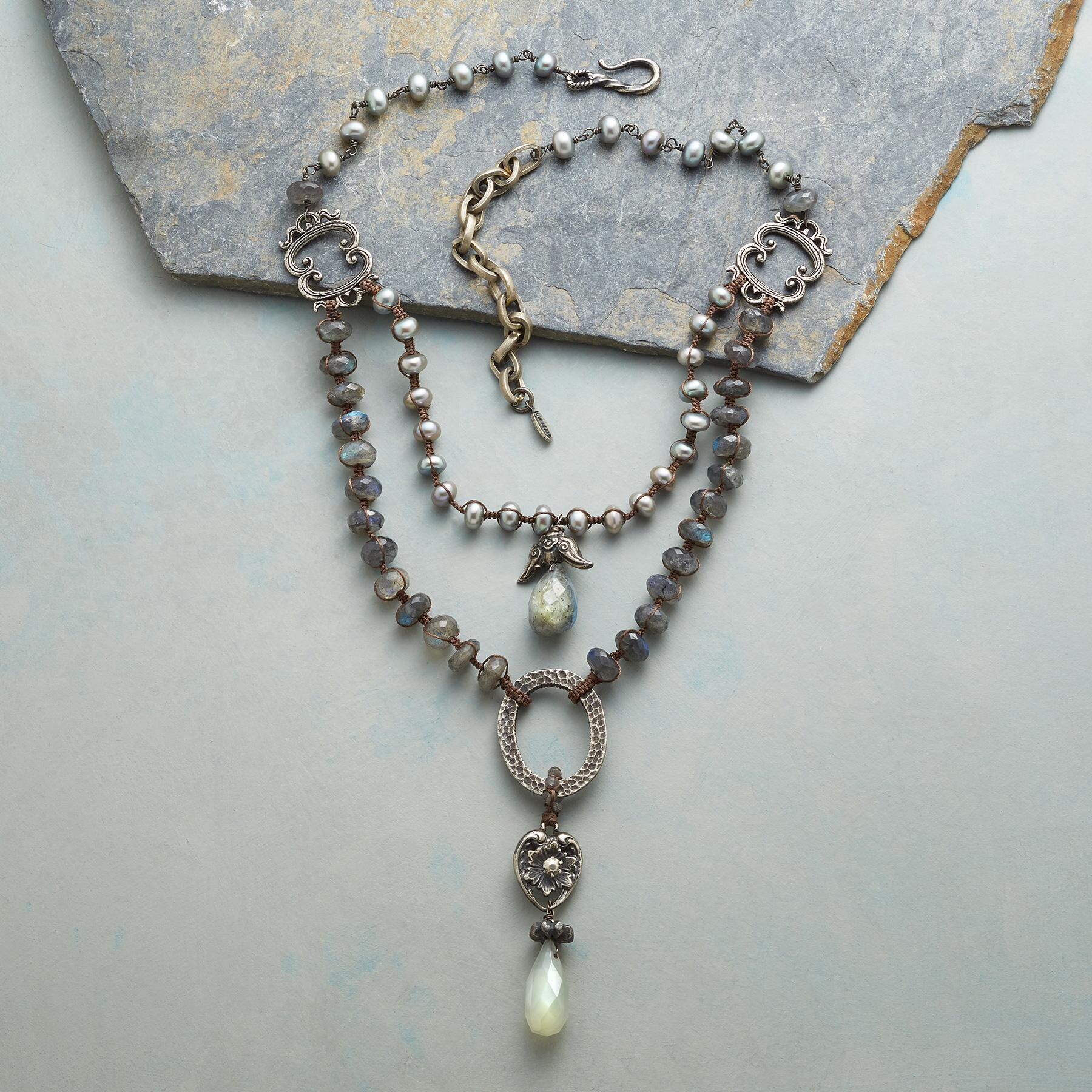 LAB NECKLACE: View 2