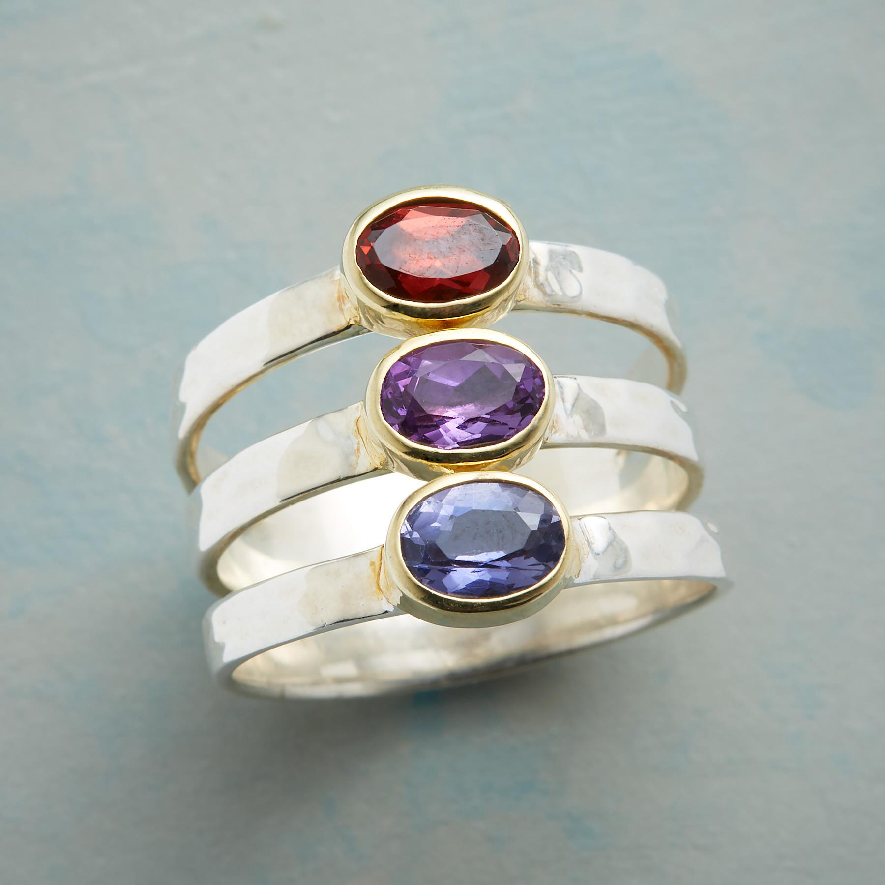 LADDER OF LIGHT RING: View 1