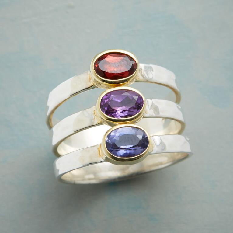 LADDER OF LIGHT RING
