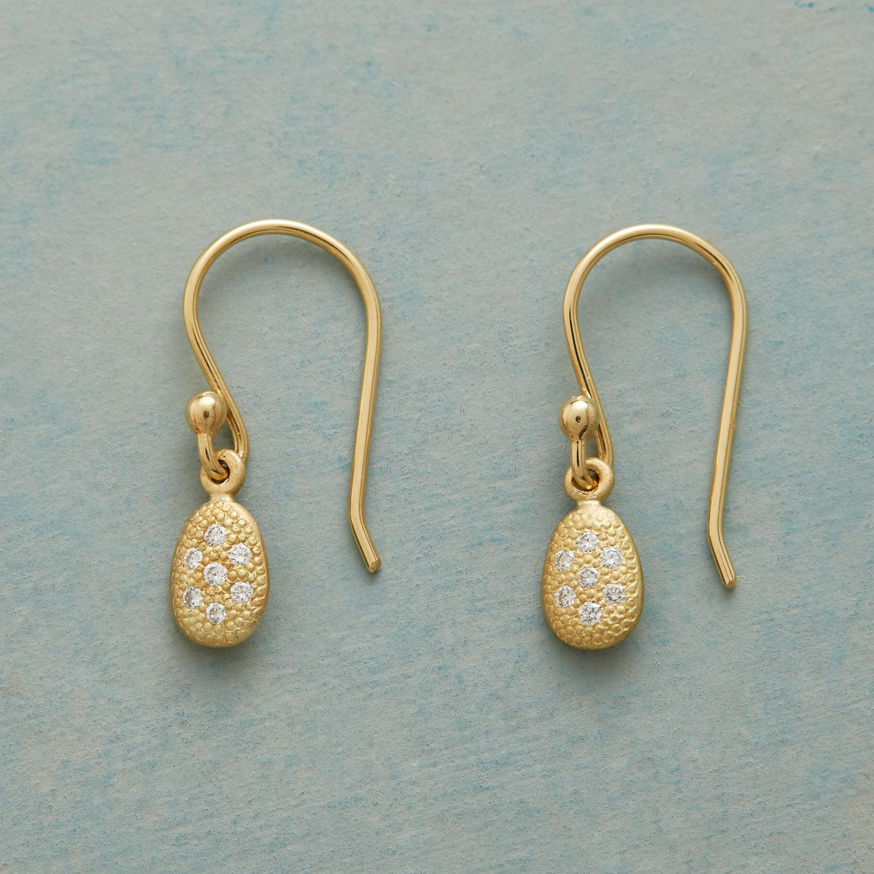 BRILLIANCE EARRINGS: View 1
