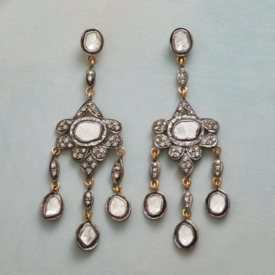 PALACE CHANDELIER EARRINGS