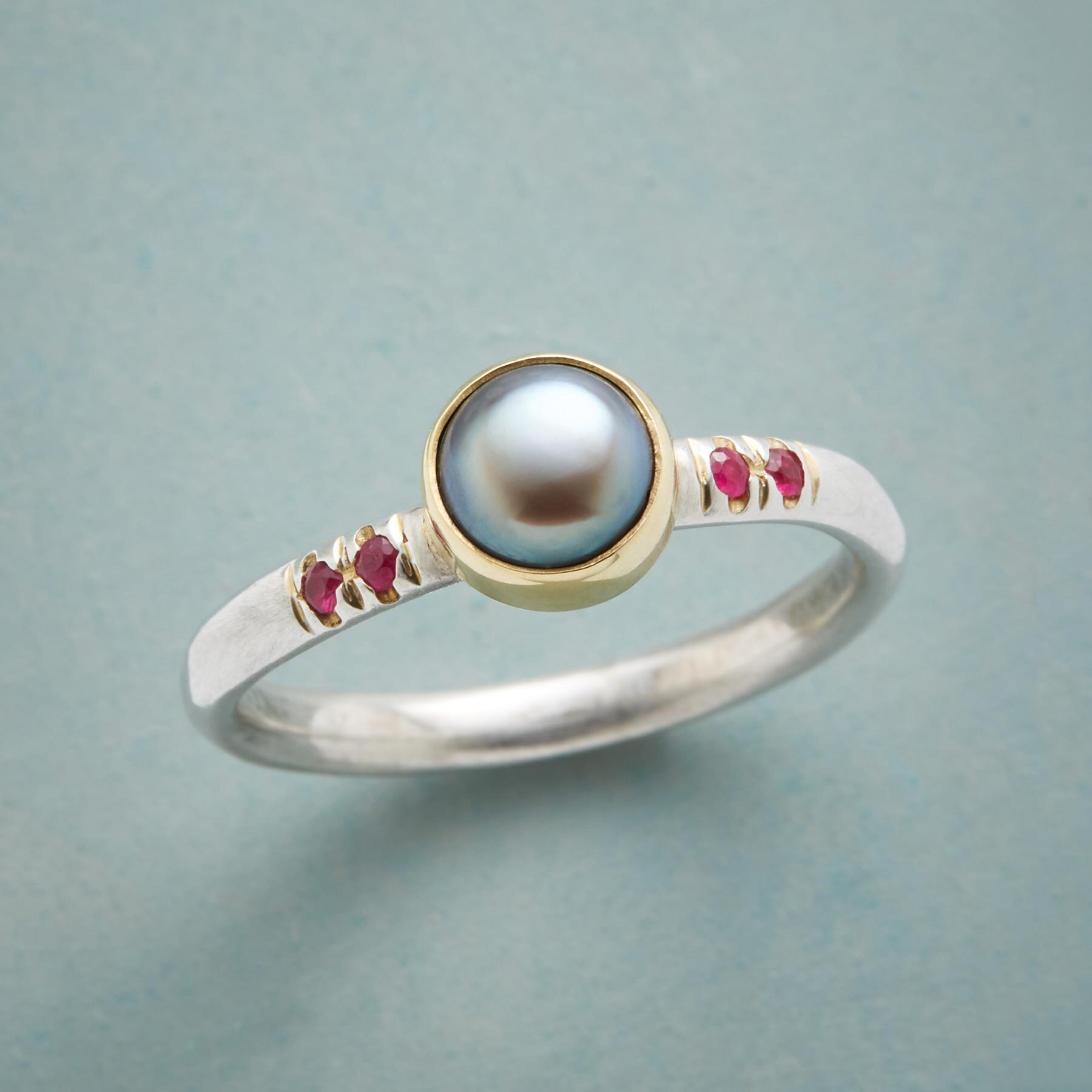 SURROUNDED BY LOVE RING: View 1
