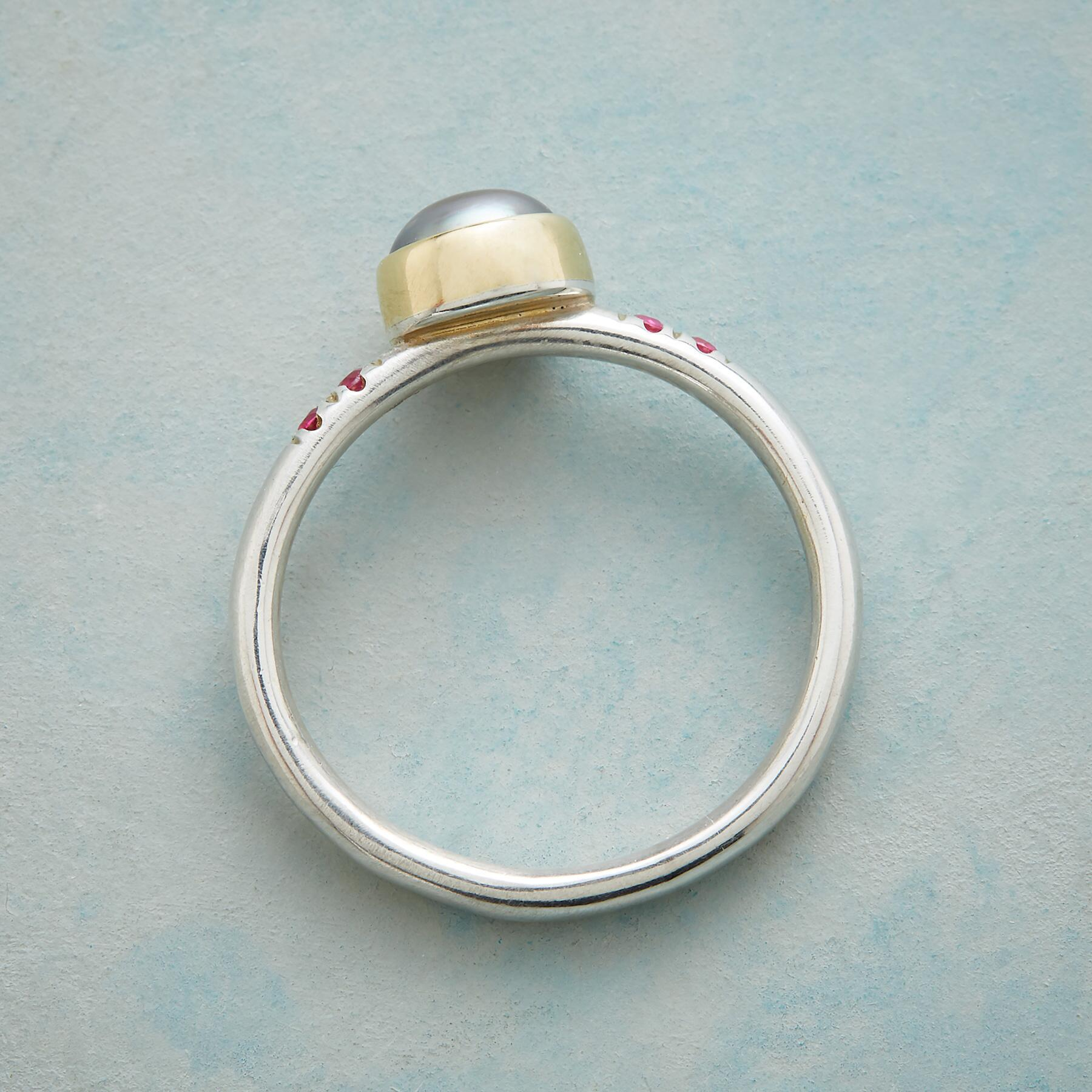 SURROUNDED BY LOVE RING: View 2
