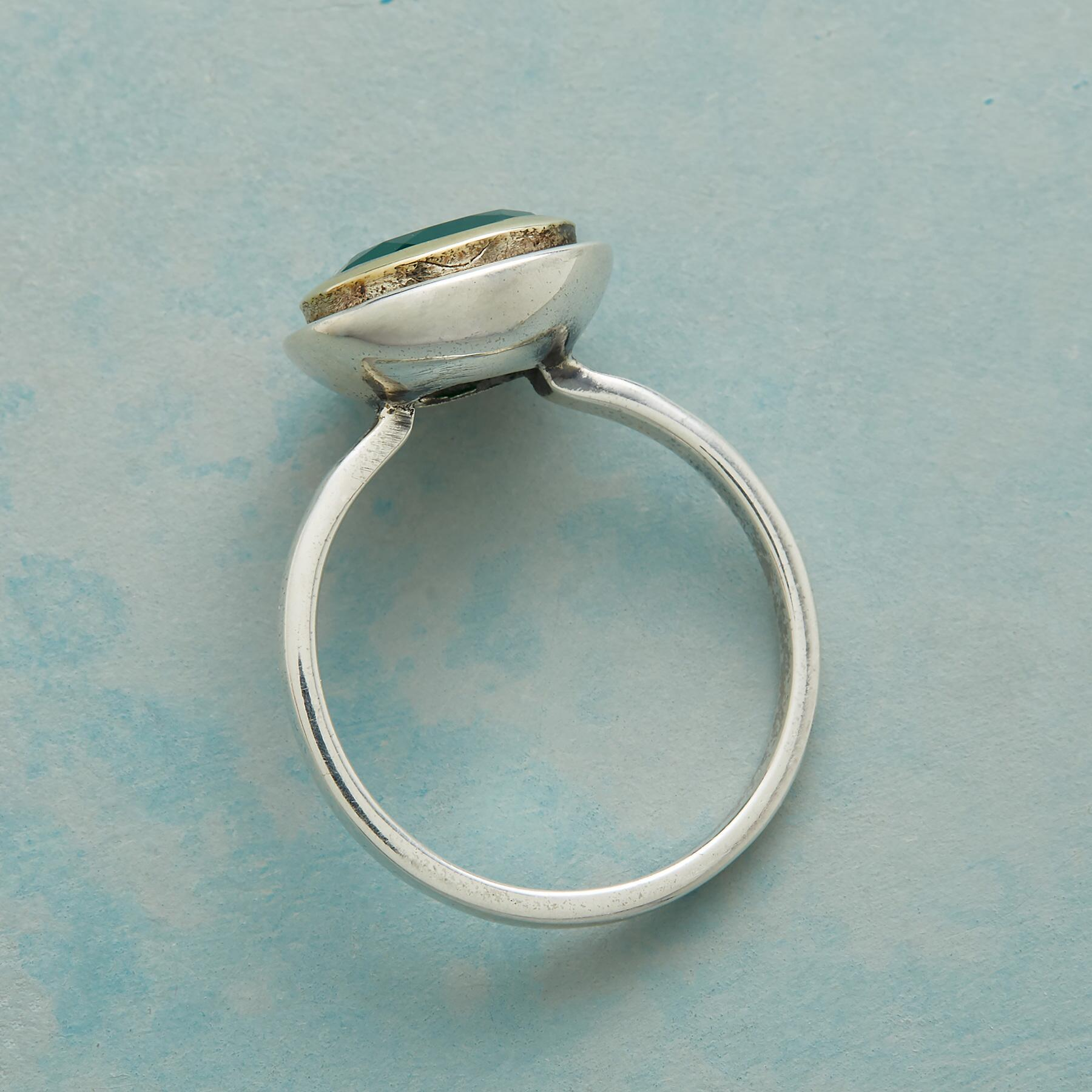 GREEN TEA RING: View 2