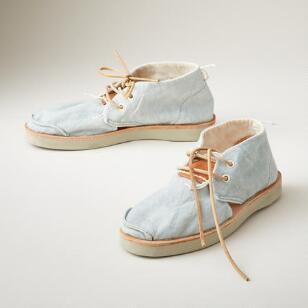 LINEN AVERY SHOES