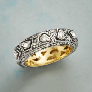 BOUNDARIES DIAMOND RING
