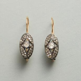 WINDOWS DIAMOND EARRINGS