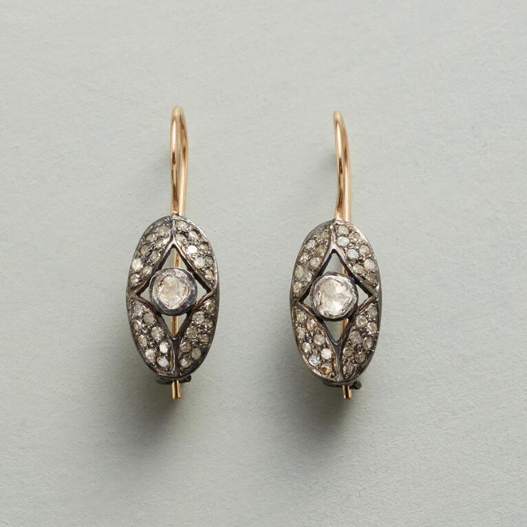 WINDOWS DIAMOND EARRINGS