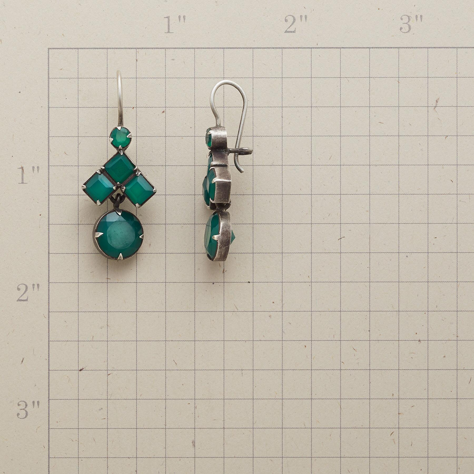 TOUCH OF DECO EARRINGS: View 2