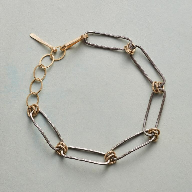 SIX IN STERLING BRACELET