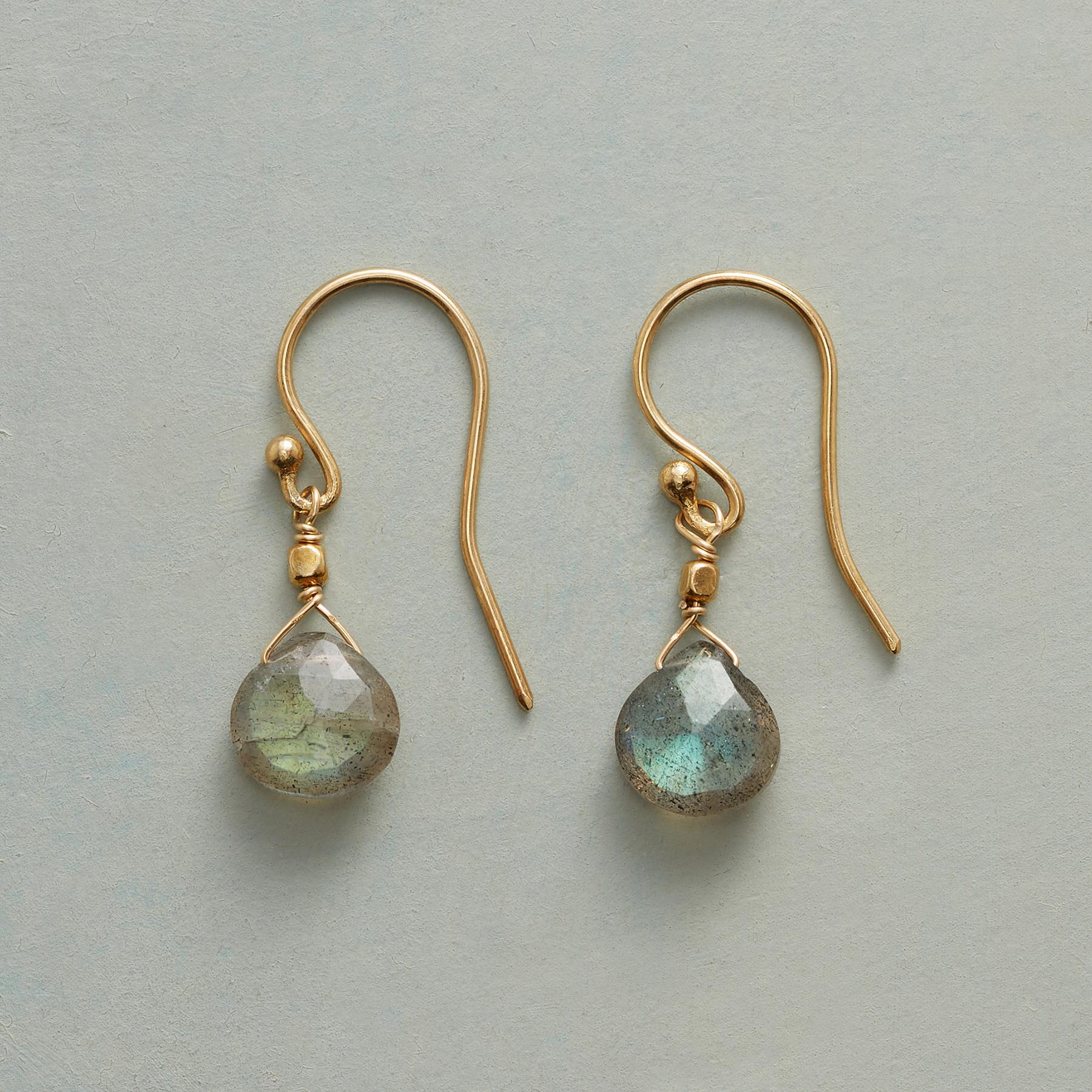 HINTS OF LIGHT EARRINGS: View 1